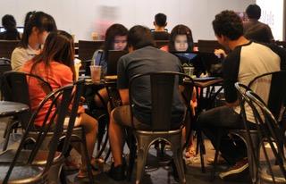 Singapur students